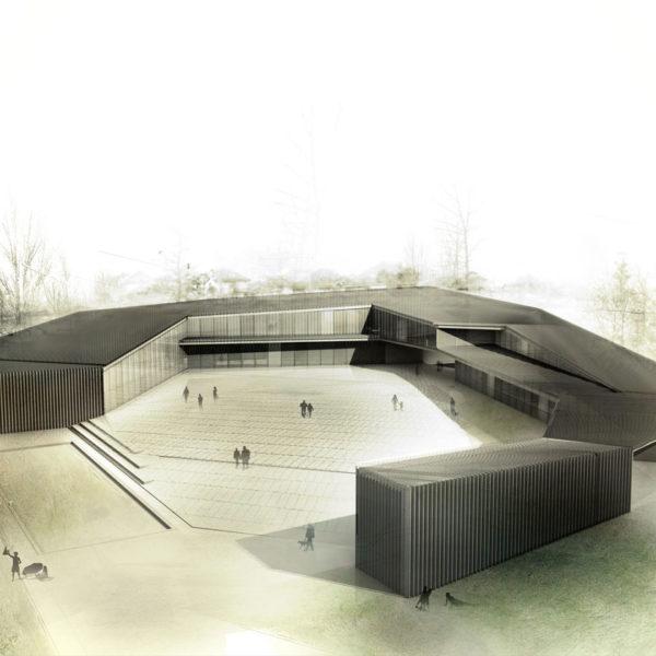 centro cultural soto marina zooco arquitectos en santander