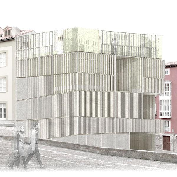 consulado joven burgos zooco arquitectos en santander y arquitectos en madrid