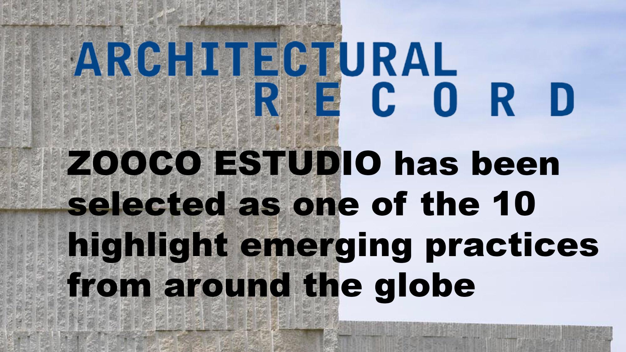 News – Zooco estudio
